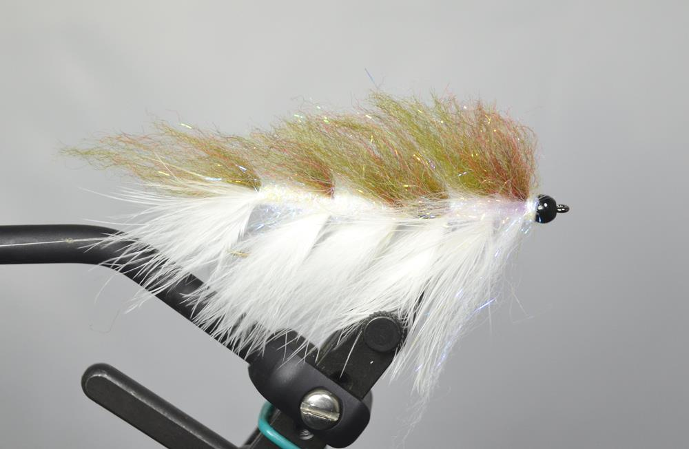 Galloup's Laser Legal Olive White