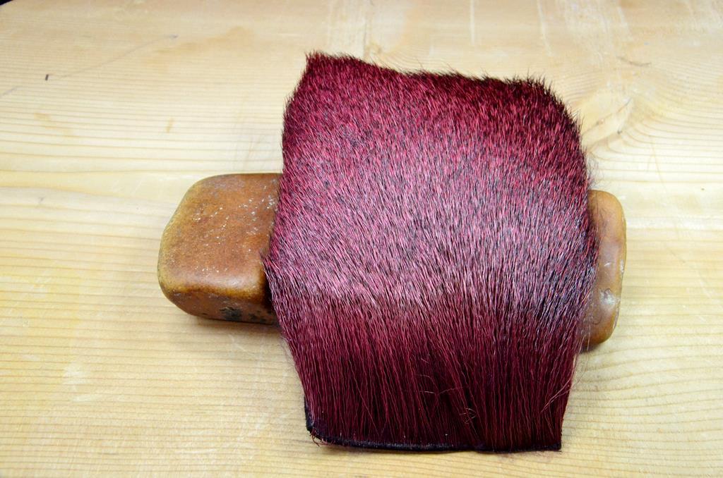 nature's spirit spinning deer hair claret