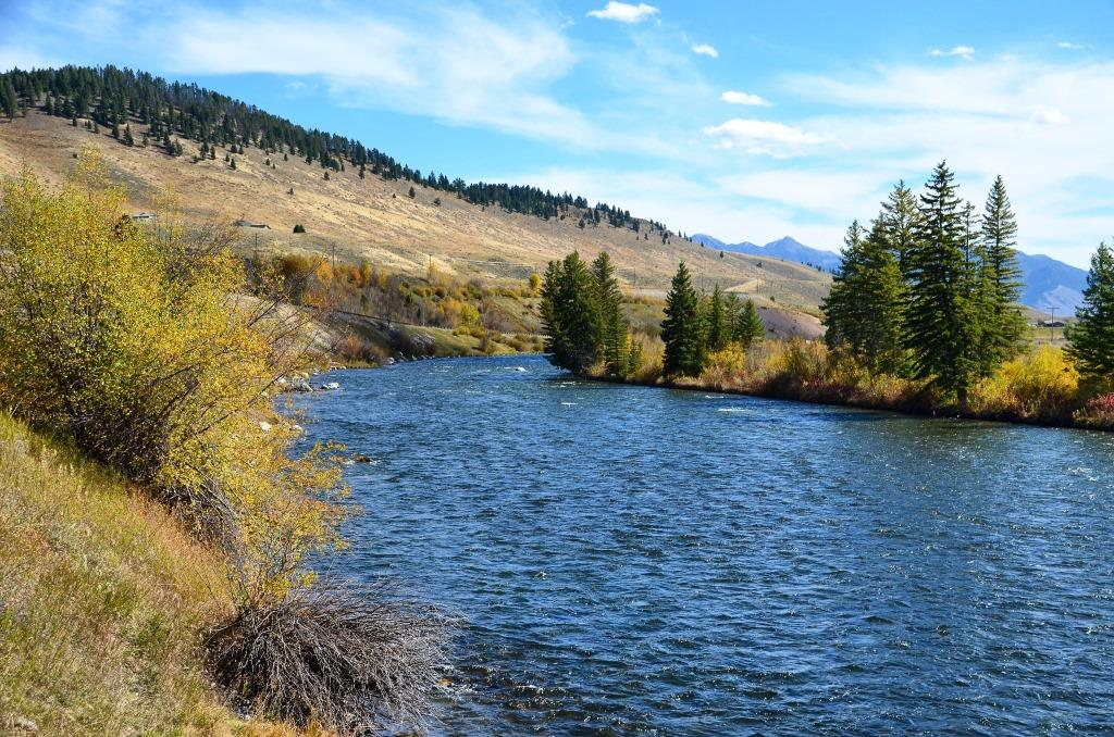 madison river fishing report 9-19-2016