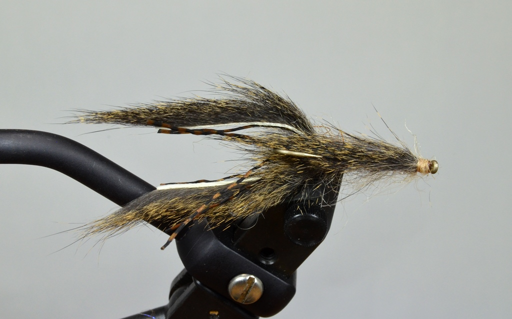 galloup's belly bumper craw natural top