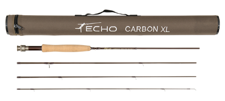 echo carbon xl rod