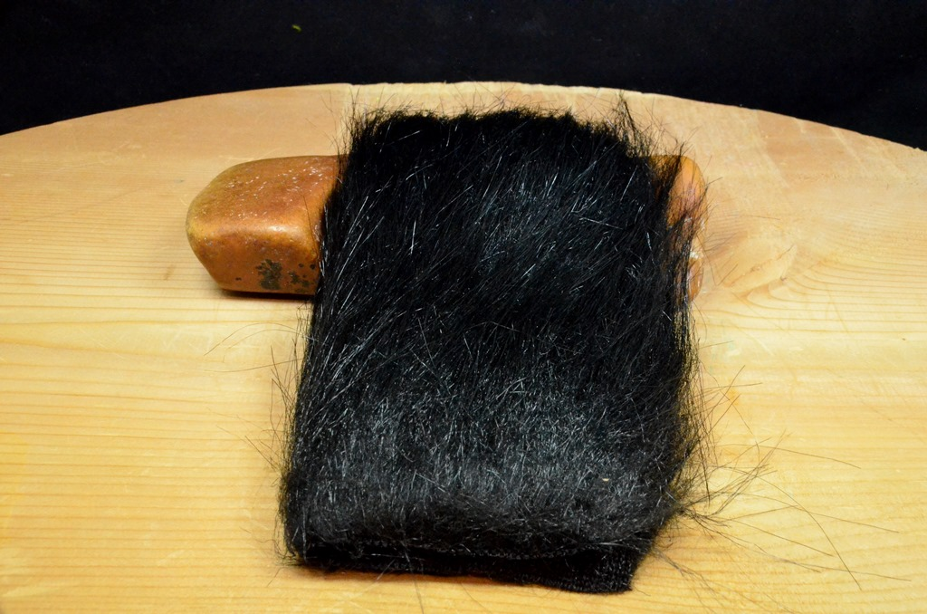 extra select craft fur black