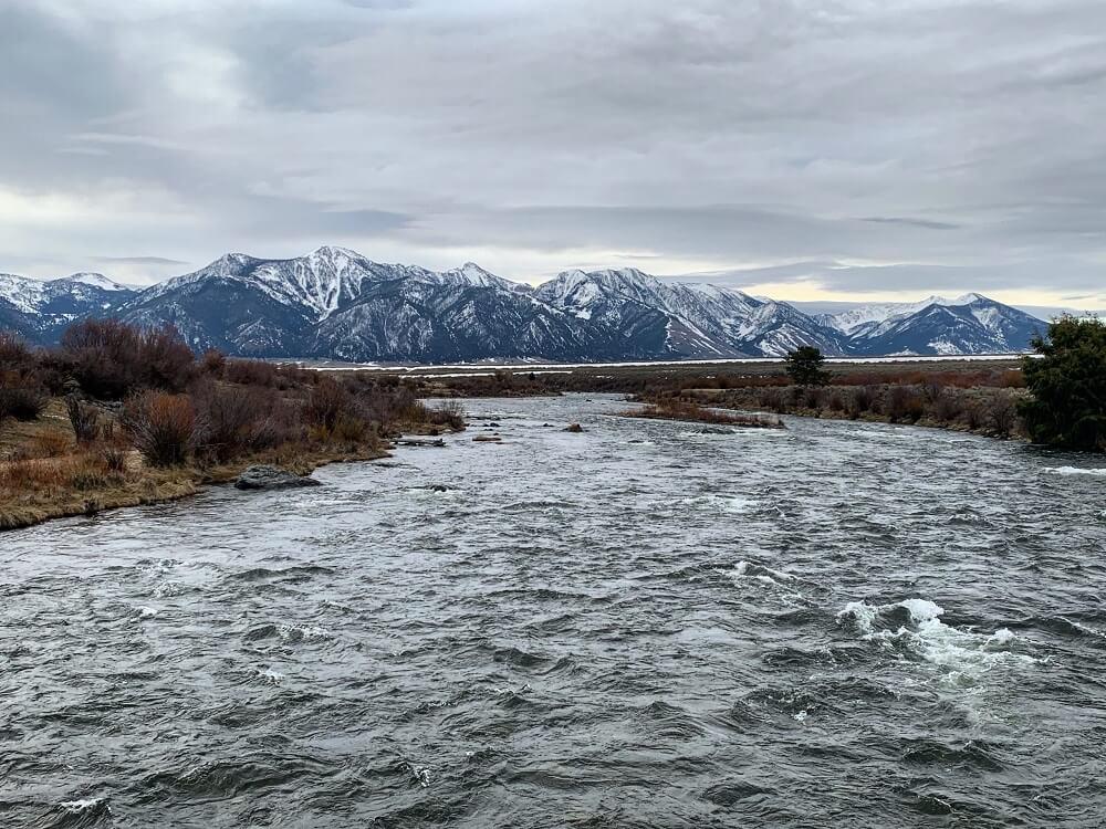 madison river fishing report 4-23-2019